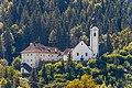 Ebenthal Gurnitz Propstei und Pfarrkirche hl. Martin 20082020 7667.jpg
