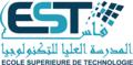 Ecole Supérieure de Technologie (Fès) logo.png