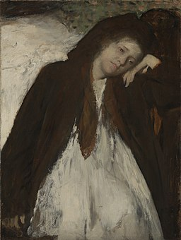 Edgar Degas - The Convalescent - 2002.57 - J. Paul Getty Museum