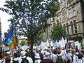 Edinburgh G8 Monster Mash's queue expands (23086022).jpg