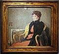 Edmond-françois aman-jean, ritratto di donna, 1891.jpg