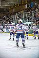 Edmonton Oilers Rookies vs UofA Golden Bears (15088768038).jpg