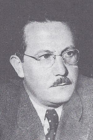 President of the League of Communists of Slovenia - Edvard Kardelj