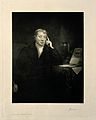 Edward Jenner. Photogravure after J. Northcote, 1803. Wellcome V0003091.jpg