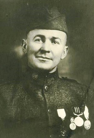 Edward R. Talley - Medal of Honor recipient