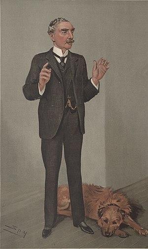 Edward Henry - Edward Henry by Spy (1905)