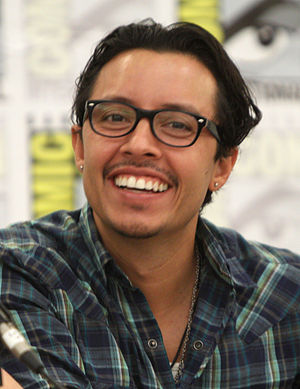 Efren Ramirez - Ramirez at the 2010 San Diego Comic-Con International