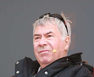 Egil Olsen Norwegian footballer