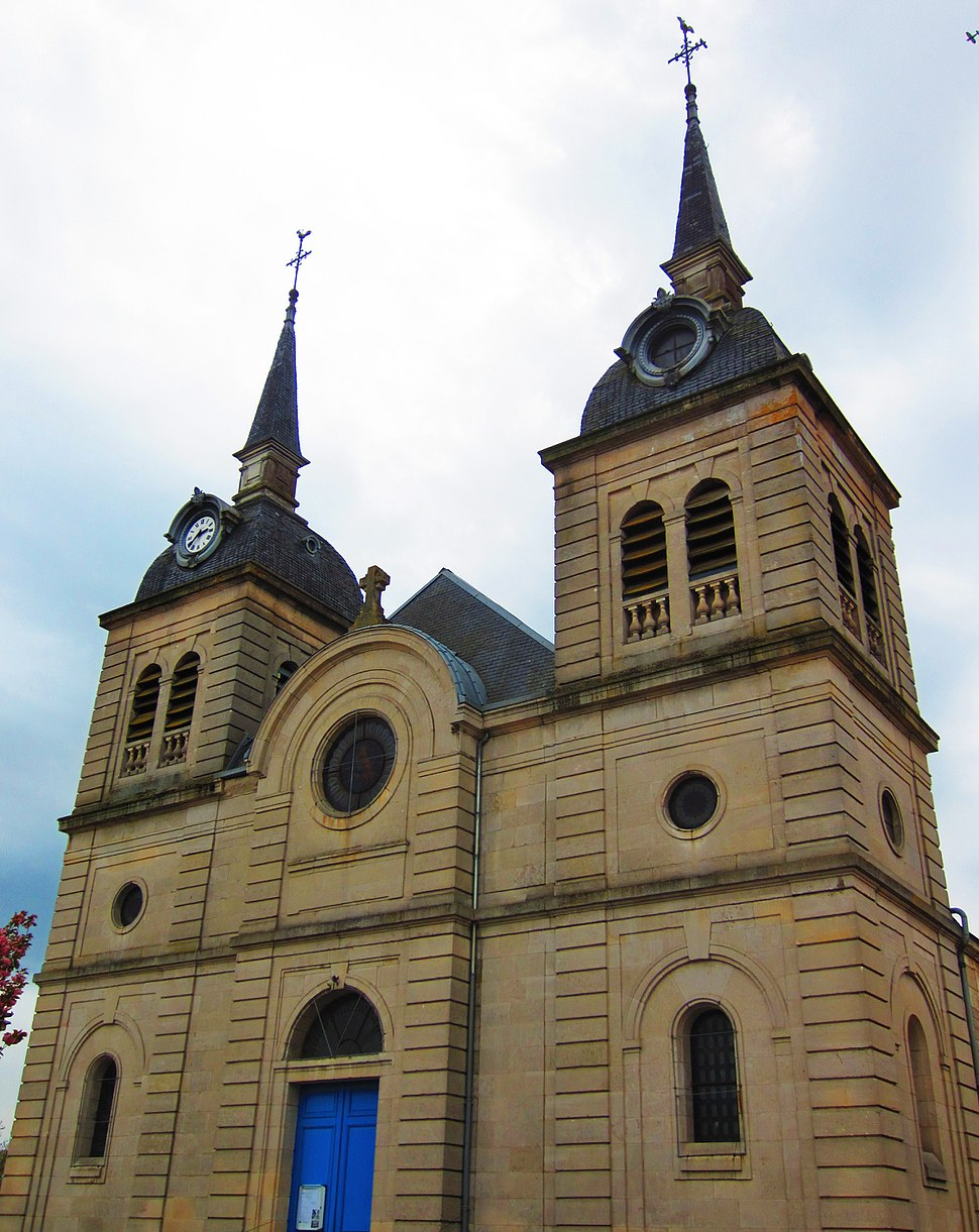 The Church of Saint Peter
