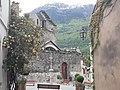 Eglise des Templiers, Luz St Sauveur, Hautes Pyrenées.jpg