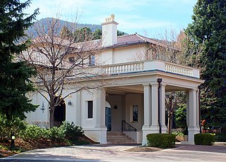 El Pomar Estate United States historic place