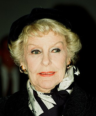Elaine Stritch - Stritch in 1996