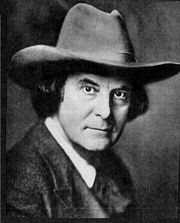 Elbert Green Hubbard, American philosopher and writer