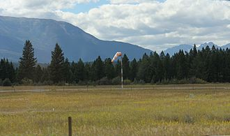 Invermere Airport - Invermere Airport