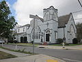 Eleonore Street Uptown NOLA Jan 2012 St Paul Church of Christ Front.JPG