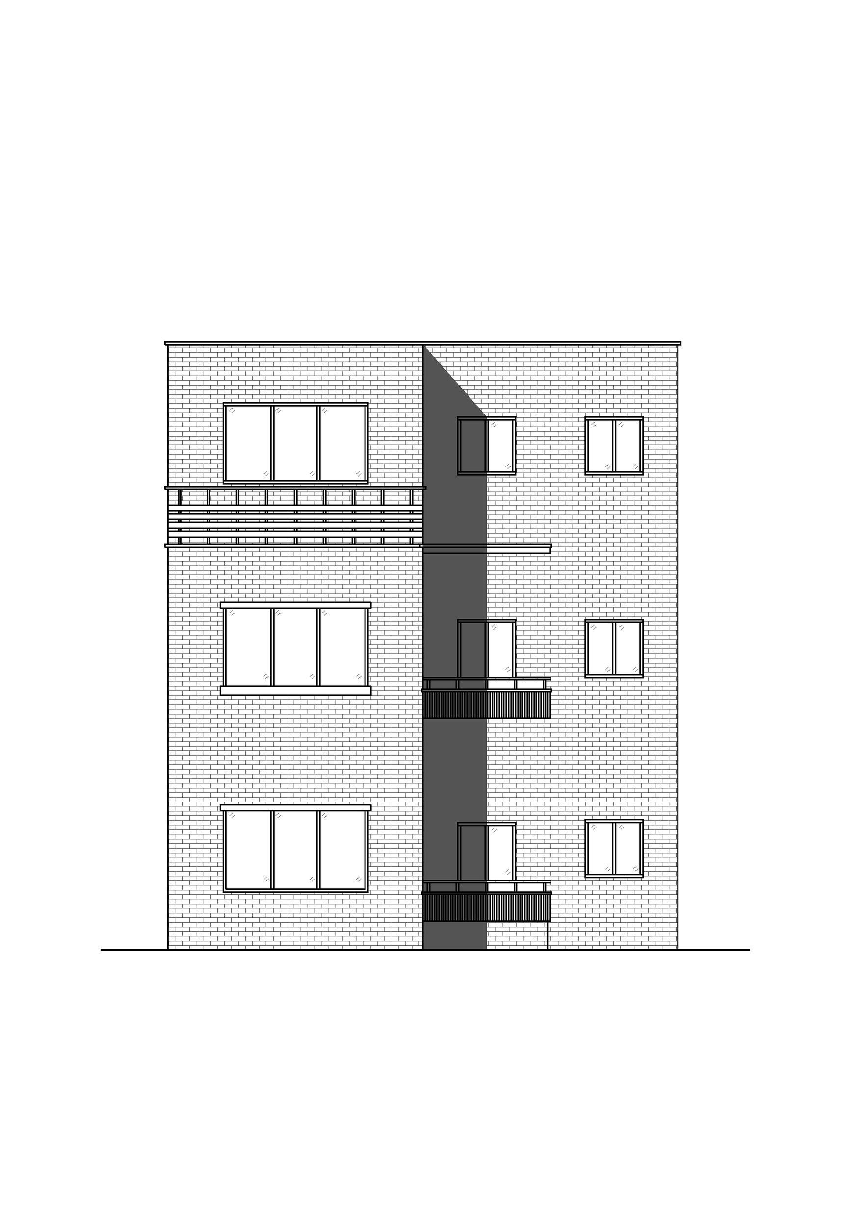 Sample Front Elevation Pdf : Front elevation joy studio design gallery best