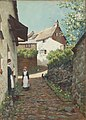 Elias Bancroft - Village scene.jpg