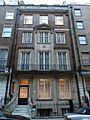 Elizabeth Barrett Barrett - 50 Wimpole Street Marylebone W1G 8SQ.jpg