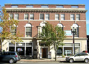 Elks Building (Quincy, Massachusetts) - Image: Elks Building Quincy MA