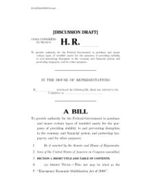 Emergency Economic Stabilization Act of 2008.djvu