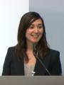 Emi Nakamura, presenting, European Central Bank (September 2017).png