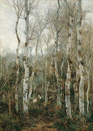 Emilio Sánchez Perrier - Image: Emilio Sánchez Perrier Winter in Andalusia 1880