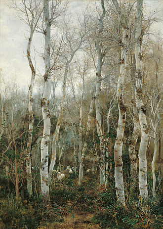 Emilio Sánchez Perrier - Image: Emilio Sánchez Perrier Winter in Andalusia 1880