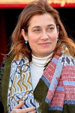 Emmanuelle Devos Déjeuner César 2018