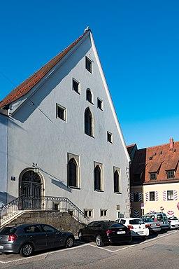 Emmeramsplatz in Regensburg