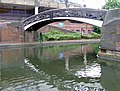 Entering the Birmingham and Fazeley Canal at Old Turn Junction - geograph.org.uk - 1738092.jpg