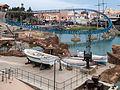 Entrada de Port Aventura. Cataluña B47.jpg