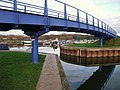 Entrance to Kings Marina - geograph.org.uk - 1117432.jpg