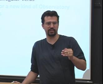 Erez Lieberman Aiden - Erez Lieberman Aiden lecturing on culturomics at Harvard University in 2011