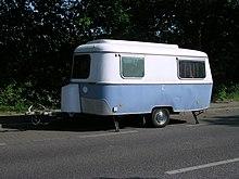 caravane v hicule wikip dia. Black Bedroom Furniture Sets. Home Design Ideas