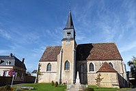 Ermenonville-la-Petite église Saint-Barthélémy Eure-et-Loir France.jpg