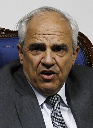 Secretary General of the Union of South American Nations - Image: Ernesto Samper (cropped)