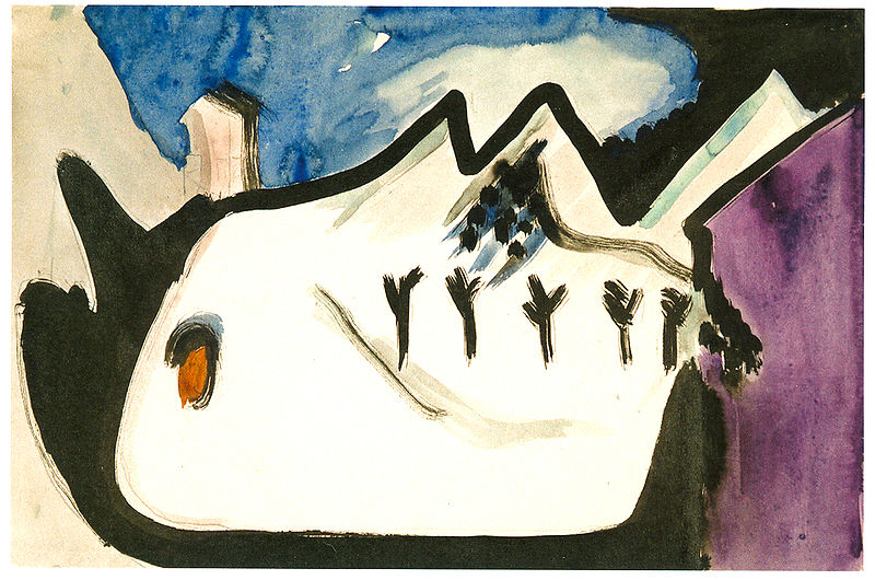 File:Ernst Ludwig Kirchner - Schneelandschaft - 1930.jpg