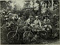 Ernst M. Heims, Trierenberg and the Duke of Mecklenburg on their cycle tour to Atakpame.jpg