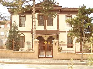 Söğüt - Museum of Ertuğrul Ghazi in Söğüt.