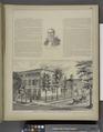 Ervin H. Ewell.; Residence of J. C. Greene, M. D., cor. Elm and Swan Streets, Buffalo, N.Y. NYPL1584512.tiff