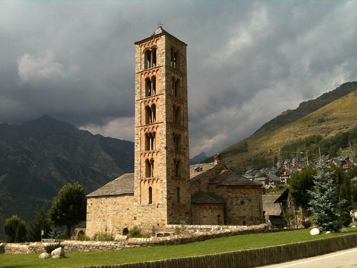 Sant Climent de Taüll - Viquipèdia, l'enciclopèdia lliure