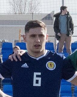 Robbie Deas Scottish footballer