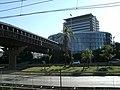 Estação Pinheiros do Metrô - vista da Estação Pinheiros da CPTM - panoramio.jpg