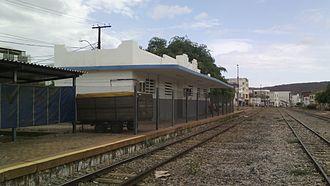 Brumado - Old train station.