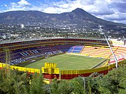 Estadio cuscatlan