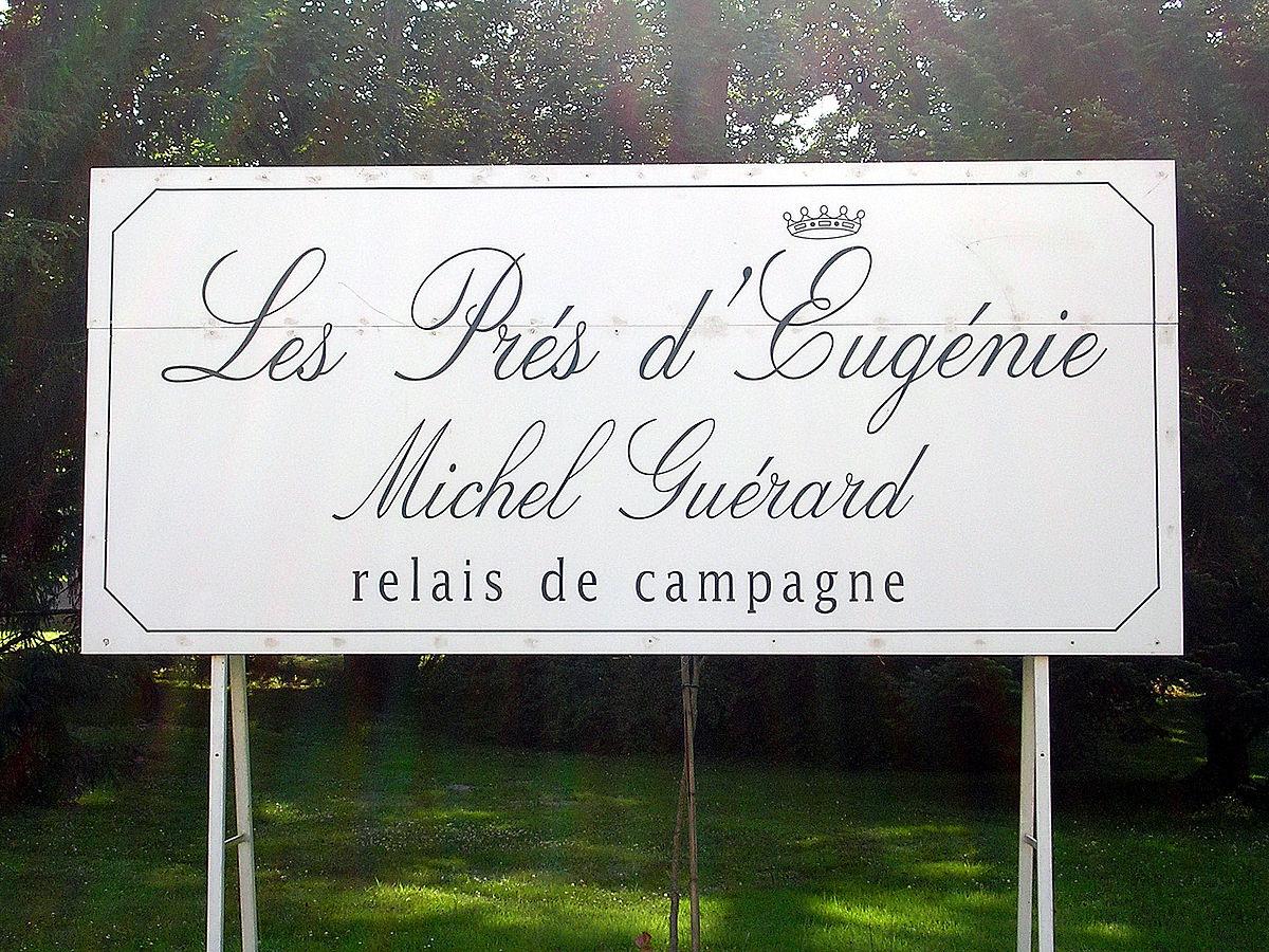 Michel Guérard — Wikipédia