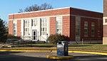 Eureka, Kansas, post office from NE 1.jpg
