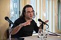 European Voices A Reading & Conversation with Christos Ikonomou and Karen Emmerich (25961041474).jpg