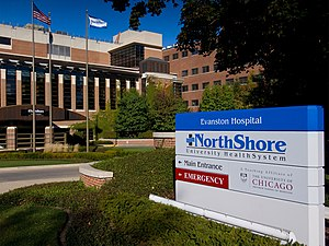 NorthShore University HealthSystem - Evanston Hospital