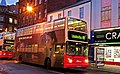 Evening bus, Belfast - geograph.org.uk - 1112849.jpg